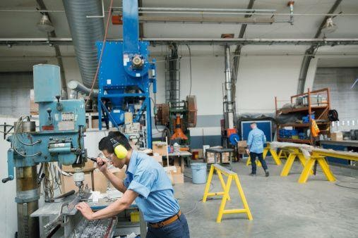KTF Africa supplies PPE to factory
